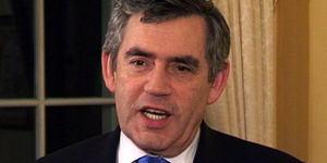 Gordon Brown: independent Scotland faces pensions 'time bomb'