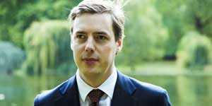 Wealth Manager Profile: Fredrik Nerbrand