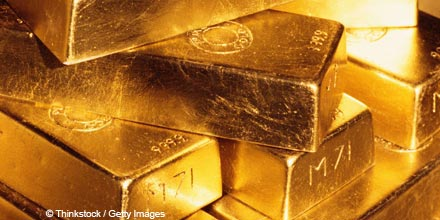 China's gold holdings up 30% last year
