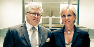Wealth Manager Profile: Robert Taylor and Natalie Merrens