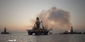 BP faces £2.8bn criminal penalty for Deepwater spill