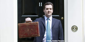 Budget briefing: what to expect from Osborne's red box