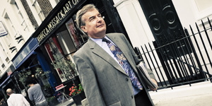 Adviser profile: Alan B. Lancz looks beyond the investing hordes