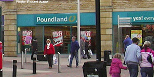 Poundland announces planned flotation