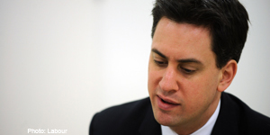 Miliband: millionaires only group better off under gov't