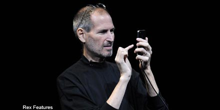 Apple chief Steve Jobs resigns