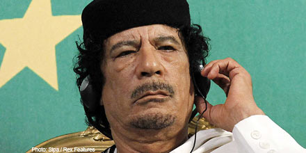 Oil prices wobble after Gaddafi killed in Libya