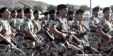 Market dips as report says Saudi Arabia sends tanks to Bahrain