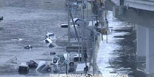 Japan earthquake knocks insurers and unsettles nervous FTSE