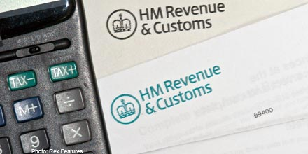 HMRC to track consumers' spending against income