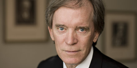 Bill Gross once again puts weight behind treasuries