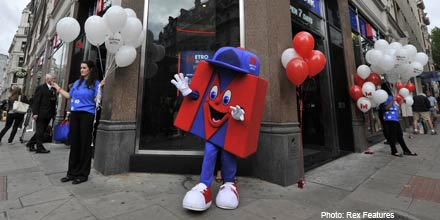 Metro Bank losses narrow to £9.4m in Q3