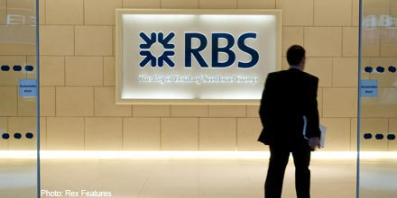 RBS to shut further 44 branches