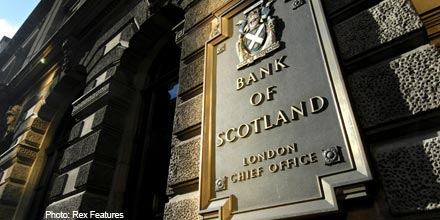Independent Scotland would face banking crisis says S&P