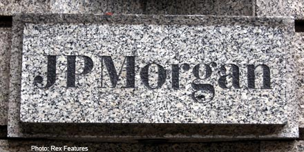 JPMorgan closes in on £500m tax deal with gov't