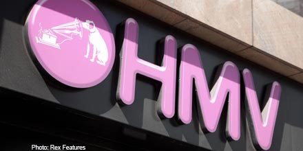 Henderson duo hit as HMV falls into administration