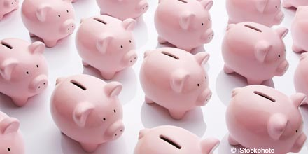 What is a regular savings account and how does it work?