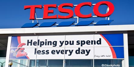 Tesco tumbles on probe into overstated profits