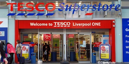 Tesco troubles continue to weigh on FTSE and rivals