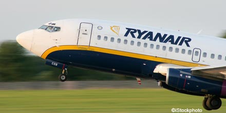Ryanair helps European fund take off