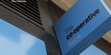 Bank Stress Test: Co-op fails but RBS and Lloyds scrape by