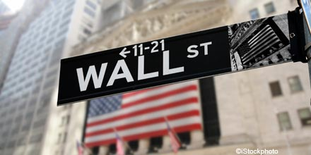 US managers back cyclicals after Dow Jones's historic high