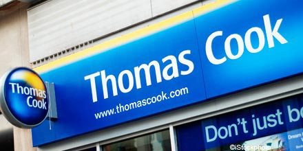 Thomas Cook flies but FTSE slips as US jobs soar