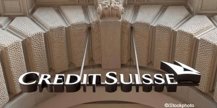 Credit Suisse to cut 100 UK jobs in banking shake-up
