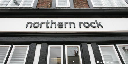 Northern Rock to pay clients £270m after admin gaffe