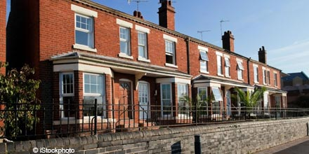House prices down despite 'January spring bounce'