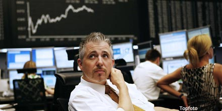 FTSE steadies after global stock market rout
