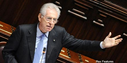 Market Blog: Yes Monti, we're not convinced by Europe