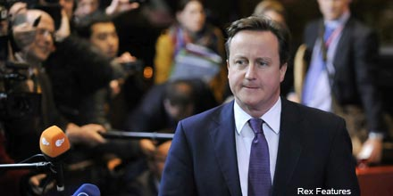 Cameron attacks EU's 'unjustified' £1.7bn demand