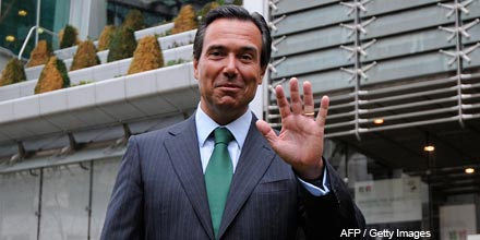 Lloyds leads the way in global bank revival