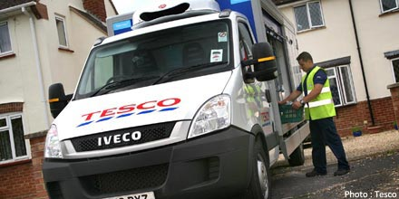 FTSE retreats but Tesco rises on bid hopes