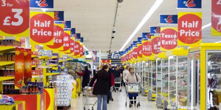Forget discounters: the real worry about Tesco