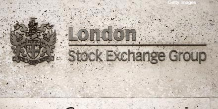 London Stock Exchange jumps on Deutsche Boerse talks