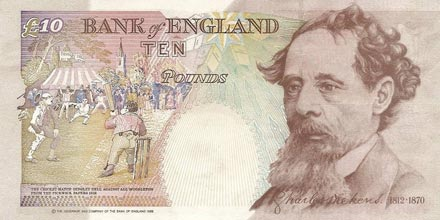 The Friday Five: lessons from Dickens about money