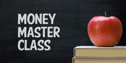 Money Masterclass: the experts share their secrets