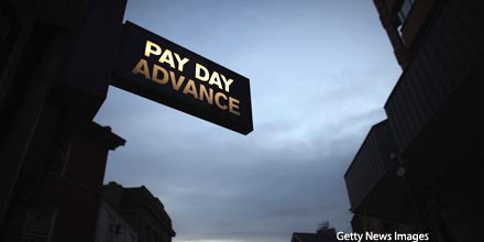 Payday lender fined over half a million pounds for lax security