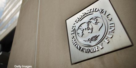 IMF upgrades UK growth forecast to 2.4%