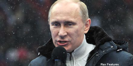 Russia raises interest rates as Ukraine tensions mount
