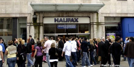 Halifax cuts 170 jobs as Lloyds review takes toll