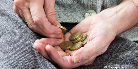 Want a minimum wage income in retirement? You'll need to save £130k