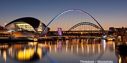 Regional insight: Tyne for opportunities in Newcastle