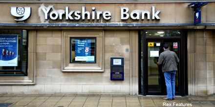 Clydesdale and Yorkshire customers suffer more debit card problems