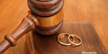 Faulty forms could land divorcing couples with tax bill