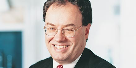 Andrew Bailey appointed Bank of England deputy governor