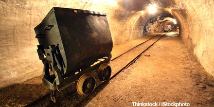 BlackRock's Hambro: backdrop is improving for miners