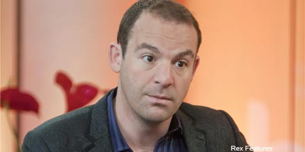 Martin Lewis bags £25m from Moneysupermarket share sale